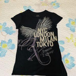 A/X Armani Exchange tee shirt